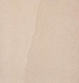 Terrassenplatten Feinsteinzeug Calcare Beige 1. Wahl in 45x90x2 cm