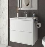 Bathroom Furniture Vista 600 Matt White