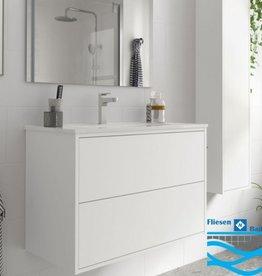 Bathroom complete set Vista 800 Matt White