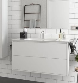 Bathroom complete set Vista 1000 Matt White
