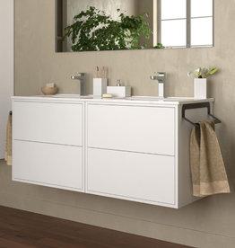 Bathroom complete set Vista 1200 Matt White