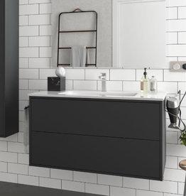 Bathroom Furniture Vista 1000 Mattblack