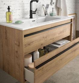 Bathroom Furniture Infinity 600 Ostippo Oak