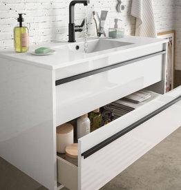 Bathroom Furniture Infinity 600 White Glossy