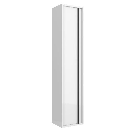 Badmöbel Komplett-Set Infinity 1000 White Glossy