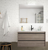 Bathroom complete set  Infinity 1000 Eternity Oak