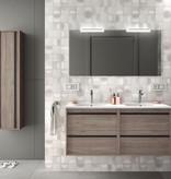 Bathroom complete set  Infinity 1200 Eternity Oak