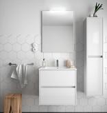 Bathroom Complete set Koja 600 White Glossy