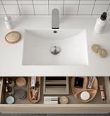 Bathroom Complete set Koja 600 Natural Oak