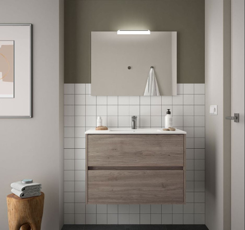 Bathroom Complete set Koja 1000 Eternity Oak
