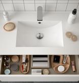 Bathroom Complete set Koja 1000 White Glossy