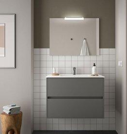Bathroom Complete set Koja 800 Matt Grey