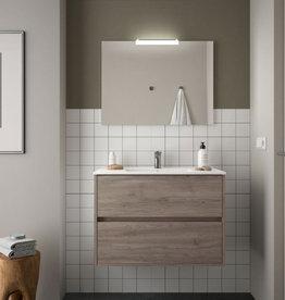 Bathroom Complete set Koja 800 Eternity Oak