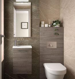Bathroom Mini 400 Eternity Oak
