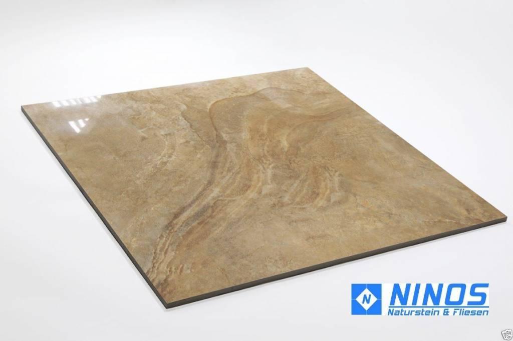 Axstone Gold Floor Tiles