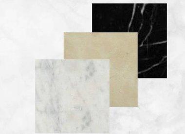 les carreaux de marbre