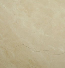Floor Tiles Crema Marfil in Polished, chamfered , calibrated, 1.Choice in 60x60x1 cm