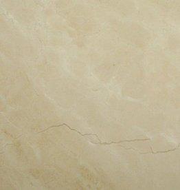 Vloertegels Crema Marfil gepolijst, gekalibreerd, 1.Keuz in 60x60x1 cm