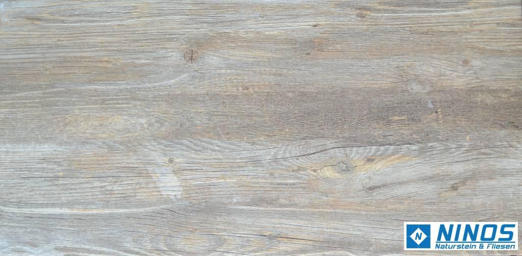 Wooden Look Brown Light Outdoor Tiles
