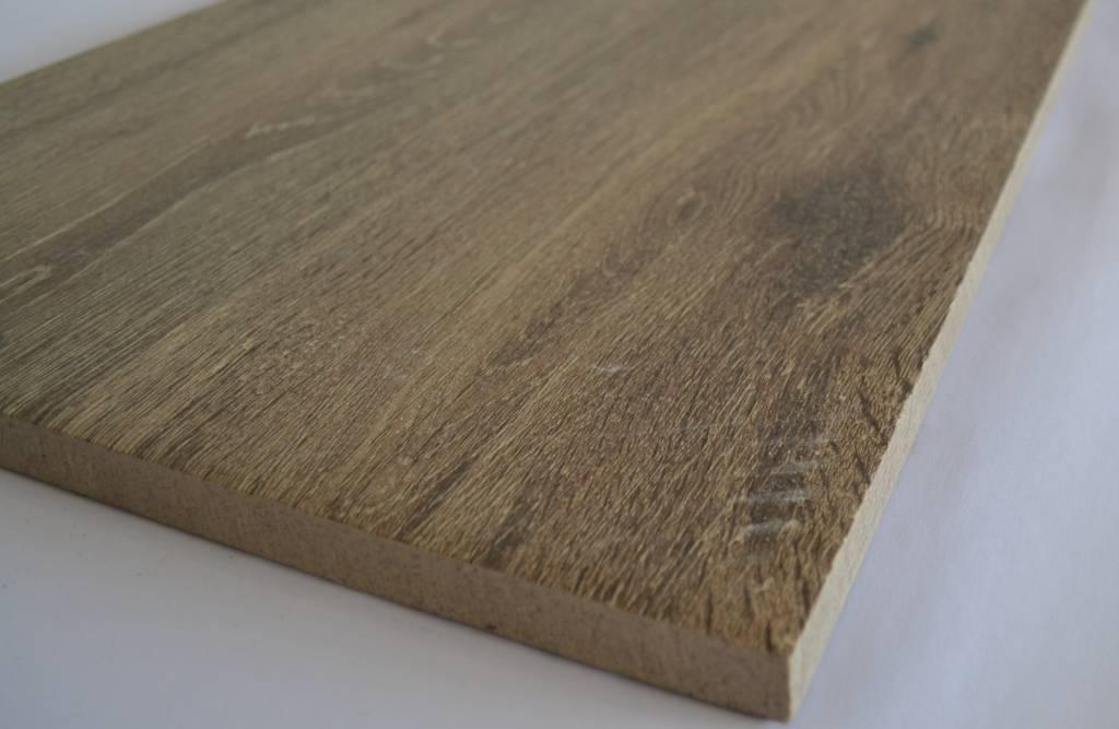 Wooden Look Brown Outdoor Tiles