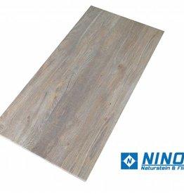 Drewniane Look Brązowy Light Plenerowy Płytki 2 Wybór w 80x40x2 cm