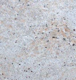 Ivory White Graniet Tegels Gepolijst, Facet, Gekalibreerd, 1.Keuz Premium kwaliteit in 61x30,5x1 cm