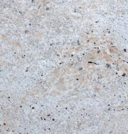 Ivory White Granite Tiles Polished, Chamfer, Calibrated, 1st choice premium quality in 61x30,5x1 cm