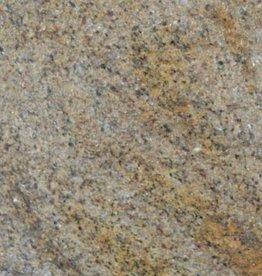 Madura Gold Graniet Tegels Gepolijst, Facet, Gekalibreerd, 1.Keuz in 61x30,5x1,2 cm