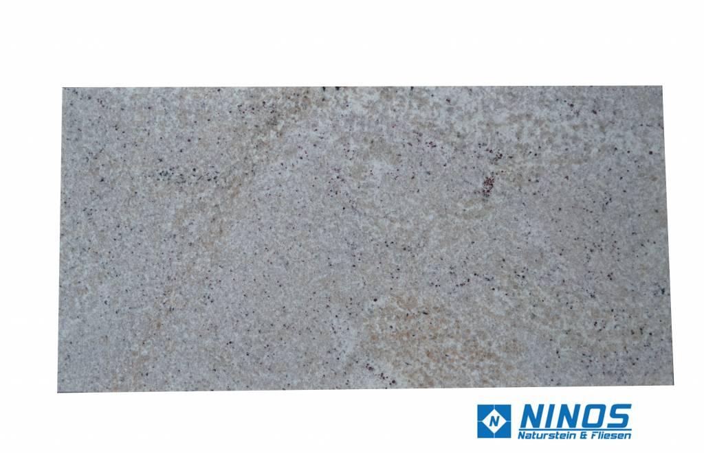 Kashmir Cream Dalles en granit