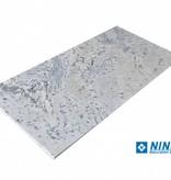 Kashmir White Scuro Granite Tiles