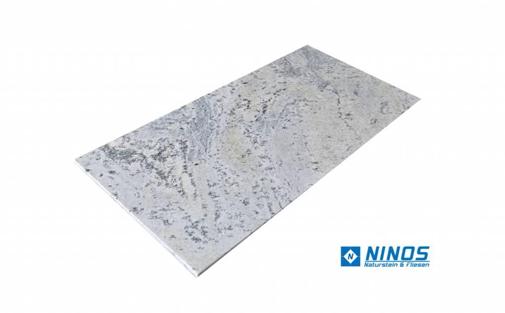 Kashmir White Scuro Granit Płytki