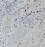 Kashmir White Scuro Dalles en granit