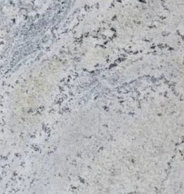 Kashmir White Scuro Granite Tiles Polished, Chamfer, Calibrated, 1st choice premium quality in 61x30,5x1 cm