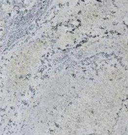 Kashmir White Scuro Granitfliesen Poliert, Gefast, Kalibriert, 1.Wahl Premium Qualität in 61x30,5x1 cm