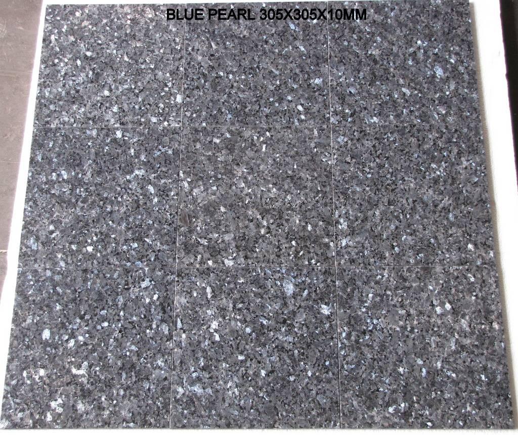 Blue Pearl Granitfliesen