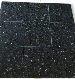 Emerald Pearl Graniet Tegels Gepolijst, Facet, Gekalibreerd, 2.Keuz Premium kwaliteit in 30,5x30,5x1 cm