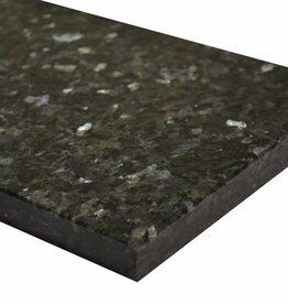 Labrador Blue Pearl GT Natuursteen vensterbank gepolijst oppervlak, 1. Keuz, rand tot 1 lange zijde en 2 korte zijden afgeschuind en gepolijst, is het mogelijk om ook te meten!