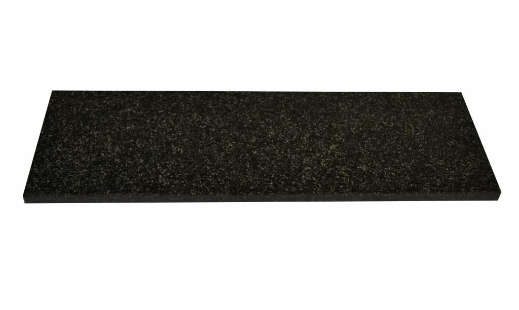 Nero Black Natural stone windowsill