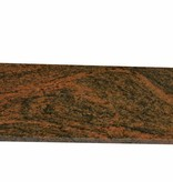 Multicolor Red Natural stone windo sill