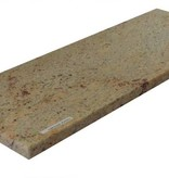 Shivakashi Ivory Brown Natuursteen vensterbank 125x25x2 cm