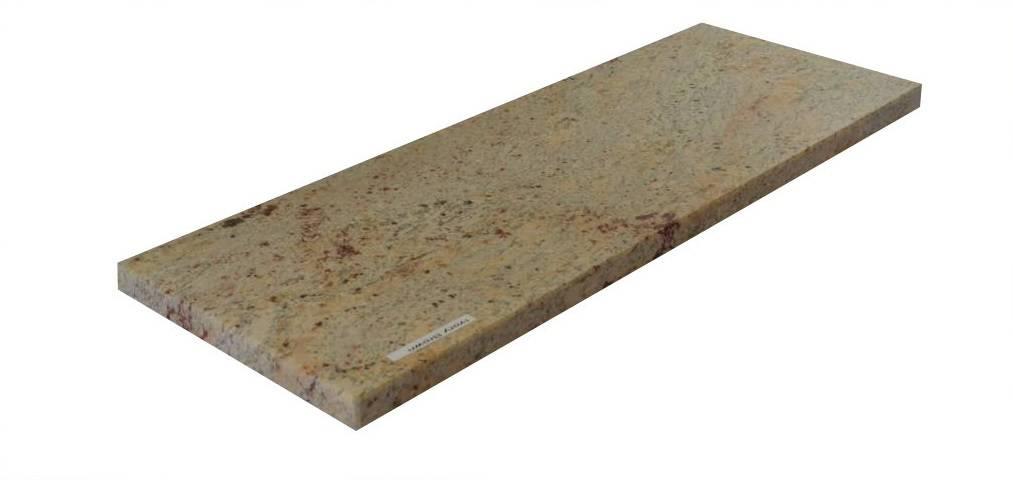 Shivakashi Ivory Brown Natuursteen vensterbank 85x20x2 cm