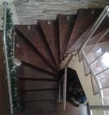 Granite Stairs Natural Stone 1/2, 1. Choice