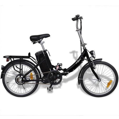 vidaXL Elektrische fiets opvouwbaar met lithium-ion accu aluminiumlegering