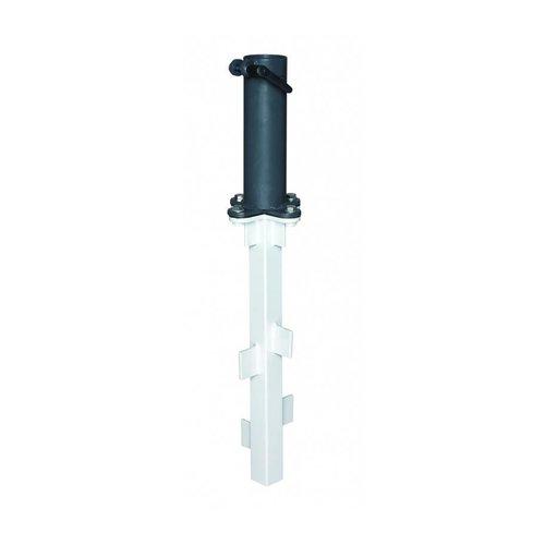 Doppler Bodemanker parasolvoet stortvoet voor ALU Expert horecaparasol
