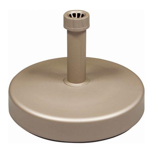 Doppler Parasolvoet vulbaar 25kg taupe
