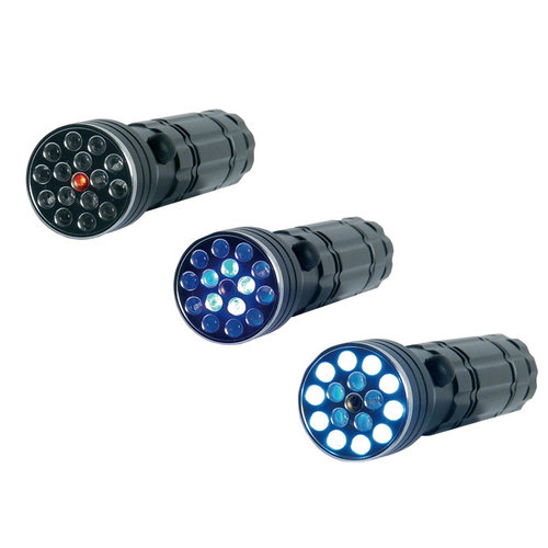 Bruder Mannesmann Brüder Mannesmann LED zaklamp / UV-licht / laserpointer