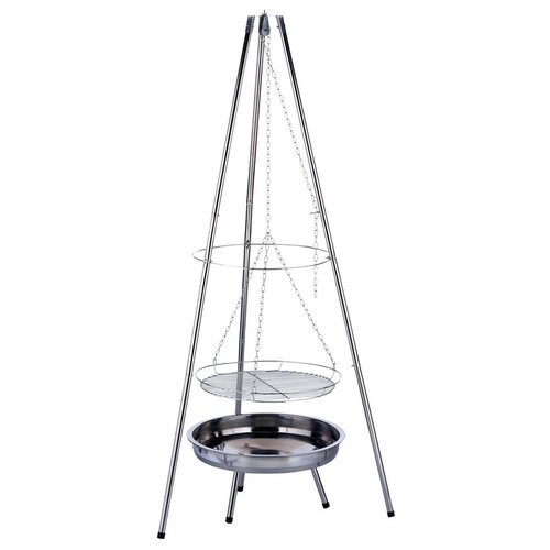 BBQ Collection BBQ collection Roestvrijstalen hang barbecue