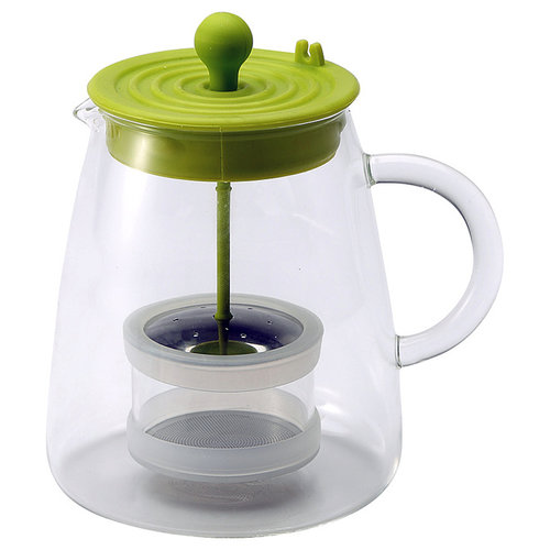 The Chef's Sauce Theepot met filter (0,8 liter)