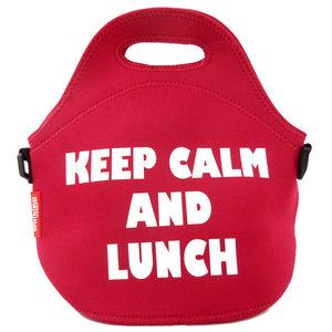 "Bergner Lunchtas ""Keep Calm"""