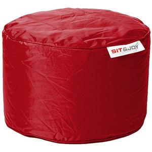 Sit & Joy Zitzak Small Dot 55cm rood